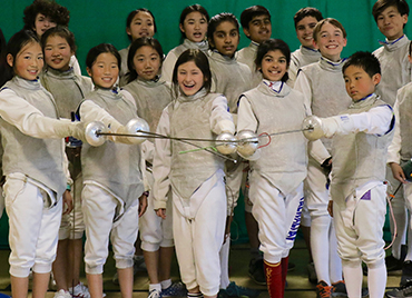 California Fencing Academy